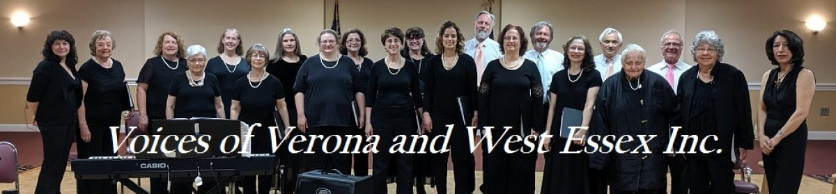 Voices of Verona and West Essex Inc.